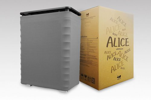 In Win Alice — очень необычный корпус для ПК