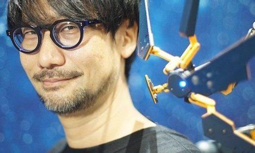 Получи возможность встретиться с Хидео Кодзимой