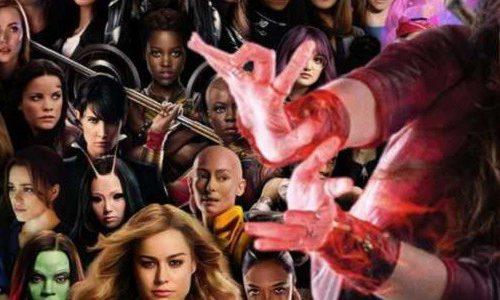 Фильм Marvel про женскую команду героев будет иметь «огромное влияние»