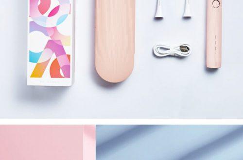 Электрическая зубная щетка Xiaomi Soocas V1 за $27.69