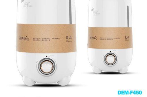 Увлажнитель воздуха Deerma DEM-F450, 4л за 18$