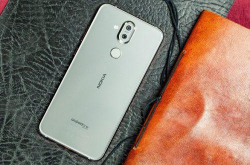 Nokia 8.1 одним из первых получил Android 10
