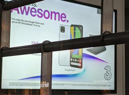 Аттракцион неслыханной щедрости: закажи Google Pixel 4 — и получи HP Chromebook 14 бесплатно
