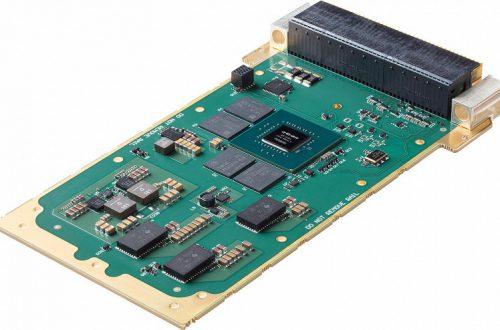 Основой графической карты EIZO Condor GR5-P2000 форм-фактора 3U VPX служит GPU Nvidia Quadro P2000 (GP107)