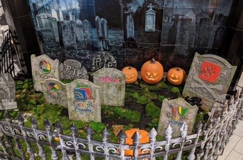 Хеллоуин в «корпорации добра». Google создала собственное кладбище загубленных проектов