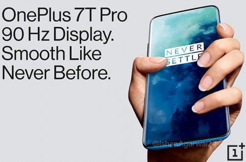 Забудьте про экран 120 Гц в OnePlus 7T Pro