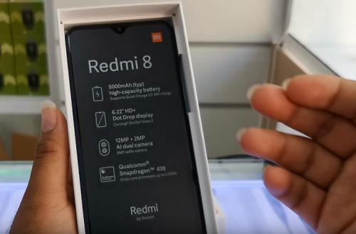 Представлен смартфон Redmi 8. Таким должен быть 100-долларовый бестселлер