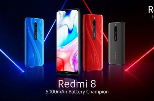 Украинский анонс Redmi 8 — цены стартуют со 160 долларов
