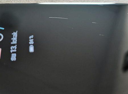 Экран Huawei Mate 30 Pro оказался очень нежным