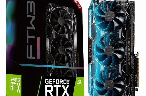 Супер-пупер-мега-ультра-плюс. Представлены 3D-карты EVGA GeForce RTX 2070 Super Ultra +