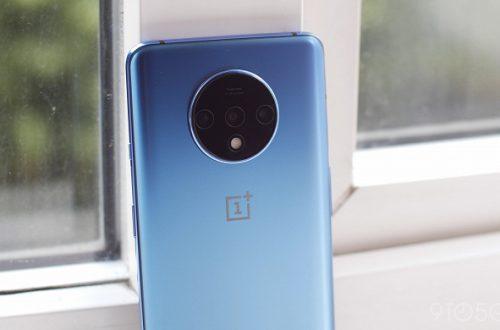 Камеру новейшего OnePlus 7T заметно улучшили
