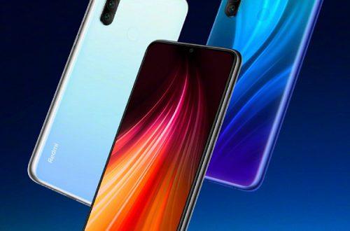 Народный смартфон с квадрокамерой Redmi Note 8 вышел за пределы Китая