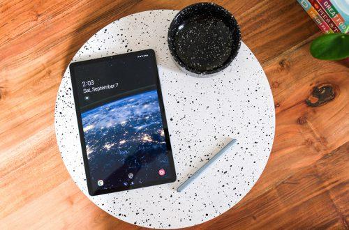 Samsung готовит первый в мире планшет с 5G