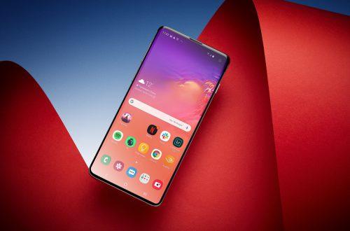 Samsung Galaxy S11 будет похож на Sony Xperia 1