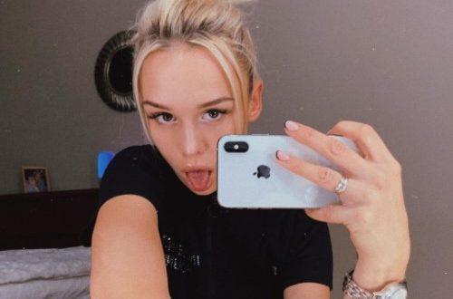 Диана Шурыгина обнажила грудь для пикантного селфи и рассказала о секретах успеха блогера в Инстаграме