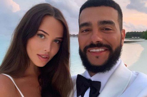 Анастасия Решетова накануне родов намекнула о состоявшейся свадьбе с Тимати