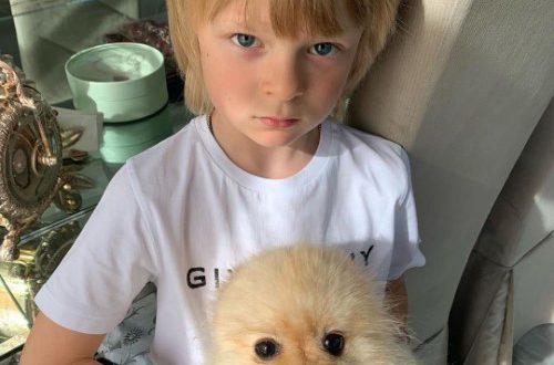 6-летний сын Евгения Плющенко и Яны Рудковской жёстко накричал на фотографов, мешающих ему готовится к выступлению