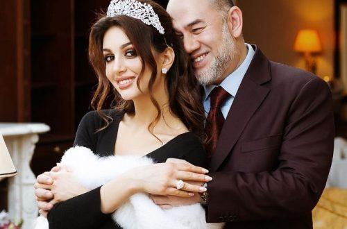 Бывшая жена короля Малайзии Оксана Воеводина продала обручальное кольцо чтобы не потерять ребёнка