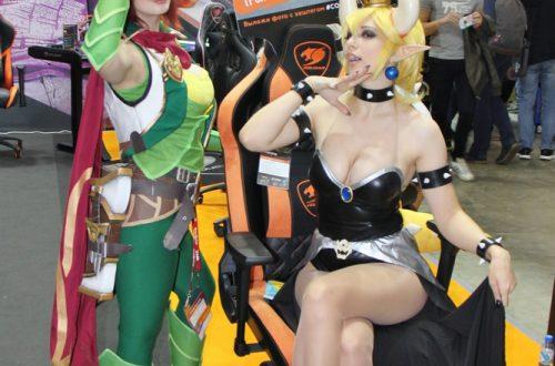 Comic Con Russia 2019 и ИгроМир 2019: Приключение удалось!