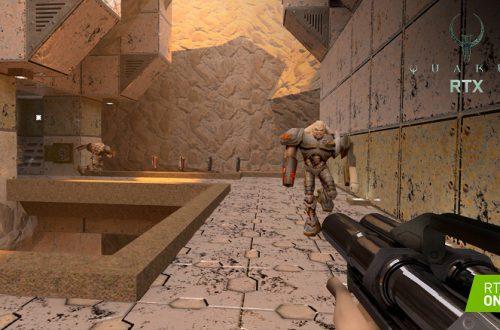 Nvidia займётся перевыпуском легендарных старых игр, но с трассировкой лучей