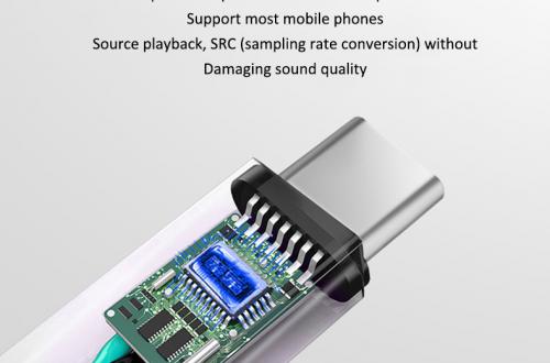 Цап для смартфона typeC-3.5mm за 17.49$