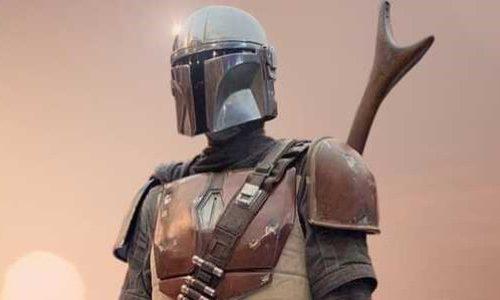 Новый зрелищный трейлер «Звездных войн: Мандалорец»