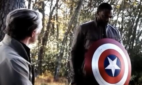 Исполнитель Сокола о новом Капитане Америка в киновселенной Marvel