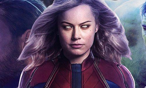 Капитан Марвел появилась в удаленной сцены «Мстителей: Эра Альтрона»