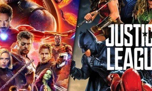 Фильм «DC против Marvel» возможен