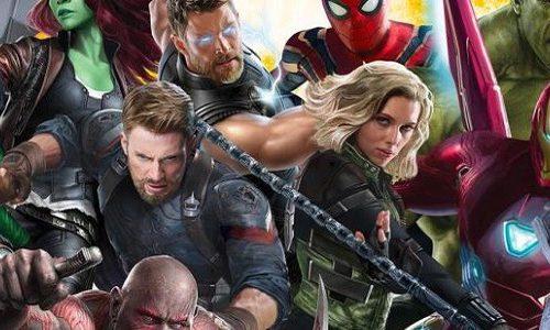 Люди любят смотреть фильмы Marvel дома