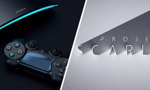 PS5 запускает игры лучше Xbox Scarlett
