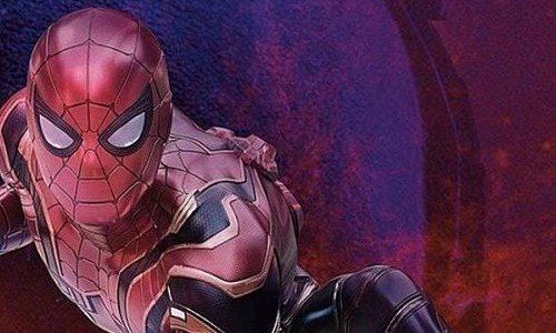 Как выглядит Питер Паркер в роли Железного человека