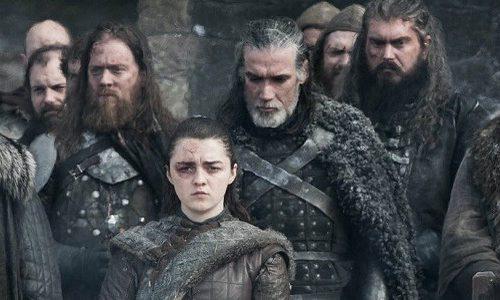 Посмотрите удаленные сцены из 8 сезона «Игры престолов»