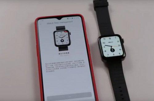 Проблемные Xiaomi Mi Watch показали свои возможности