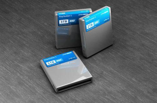 Принятое за картридж устройство Sony может оказаться сменным SSD-диском для PS5