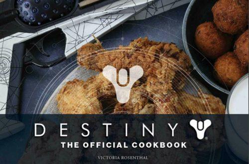 По Destiny выйдет официальную кулинарная книга - предзаказ уже открыт