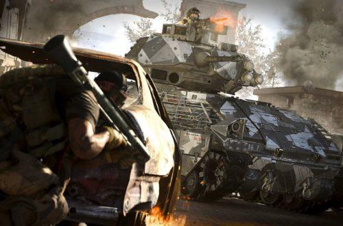 Modern Warfare получит крупнейшее бесплатное обновление в истории Call of Duty
