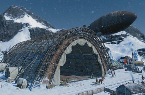 Арктическое дополнение «Во льдах» для Anno 1800 выйдет 10 декабря