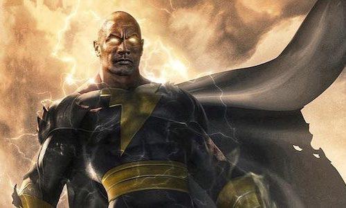 Черный Адам присоединится к новой команде злодеев DC