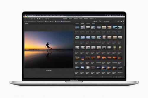 К 16-дюймовому MacBook Pro можно подключить два монитора разрешением 6К