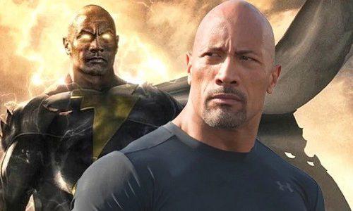 Подтверждены еще два персонажа фильма «Черный Адам»