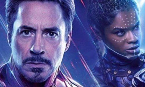 Вырезанная сцена «Мстителей: Финал» показывает Тони Старка и Шури