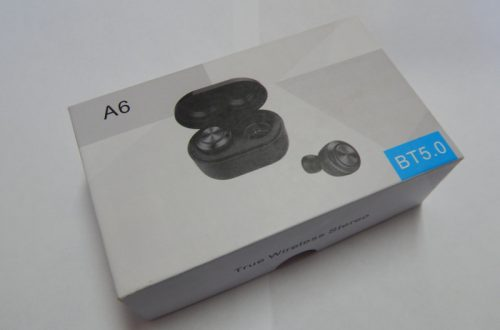 Bluetooth наушники A6 TWS