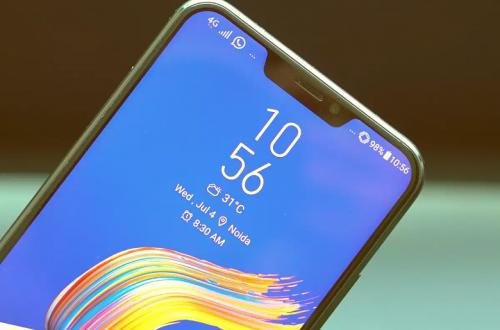 Asus Zenfone 5Z получил финальную версию Android 10