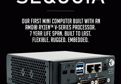 Sequoia — мини-ПК NUC, только на процессоре AMD