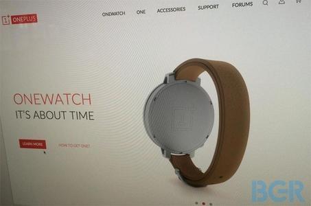 Убийца Apple Watch и Xiaomi Mi Watch? Опубликовано изображение умных часов OnePlus OneWatch