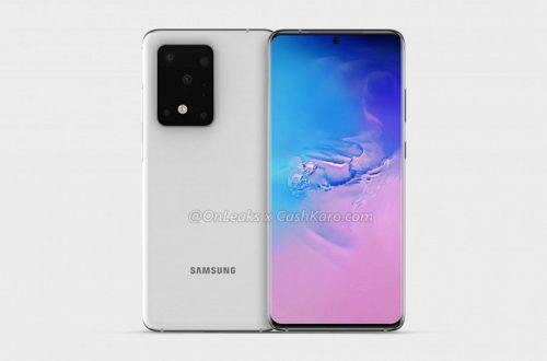 Вот так в действительности будет выглядеть Samsung Galaxy S11+, и это странно