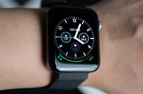 Xiaomi исправит проблемы Mi Watch обновлением прошивки