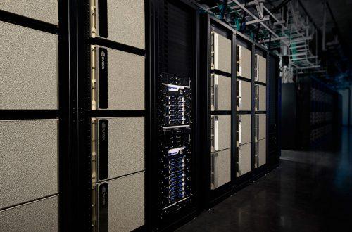 Компания Nvidia представила программное обеспечение Magnum IO