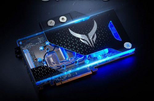 «Жидкий Дьявол» во плоти. Распаковку видеокарты PowerColor Radeon RX 5700 XT Liquid Devil засняли на видео